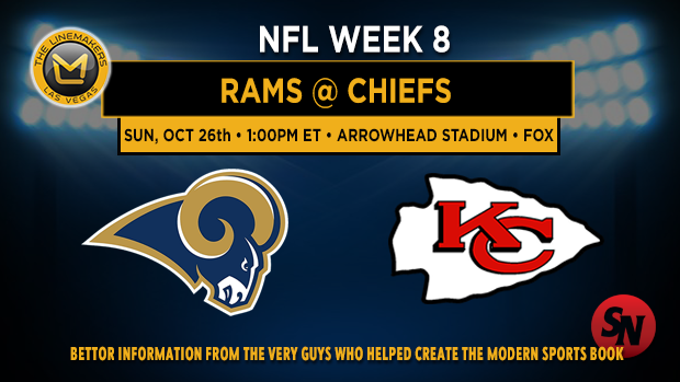 St. Louis Rams @ Kansas City Chiefs