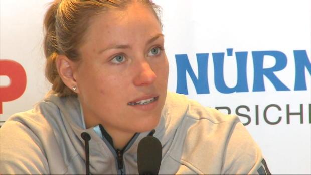 Nürnberg: Kerber-Drama! French Open in Gefahr