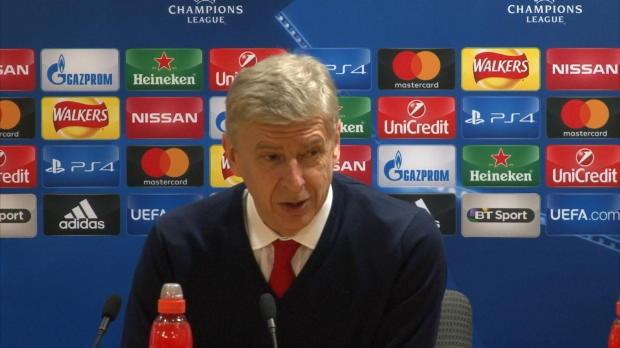 """Wenger nach 2:2: """"Kein Grund zur Panik"""""""