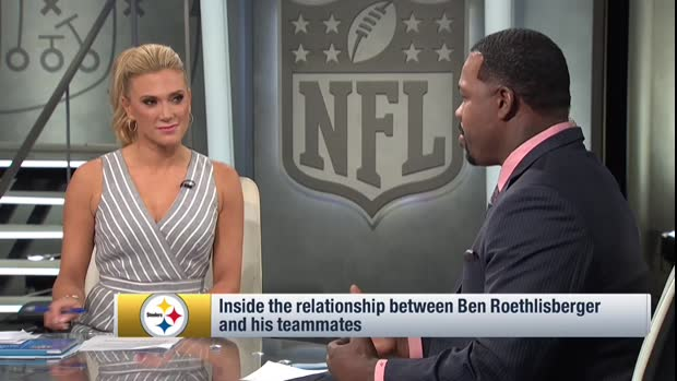 Former Pittsburgh Steelers coach Joey Porter weighs in on quarterback Ben Roethlisberger's leadership style