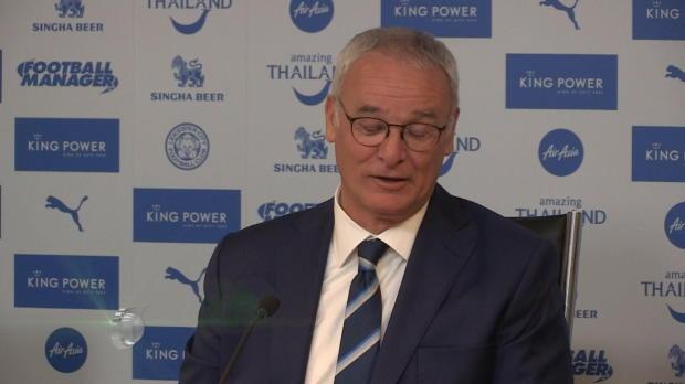 Leicester-Fans fordern Barca! Ranieri winkt ab