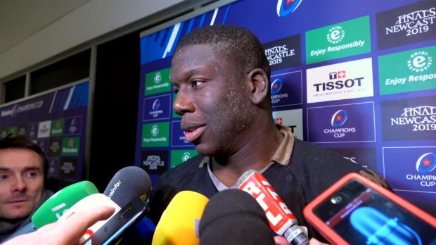 """Rugby : 4e j. - Camara - """"Une victoire méritée qui nous relance mentalement"""""""
