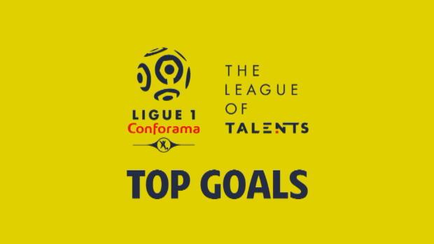 FOOTBALL: Ligue 1: Top 5 Tore: Ben Arfa brachial, Mbappe mit Speed