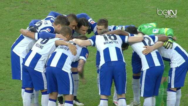 Bundes : Hertha 0-5 Hoffenheim