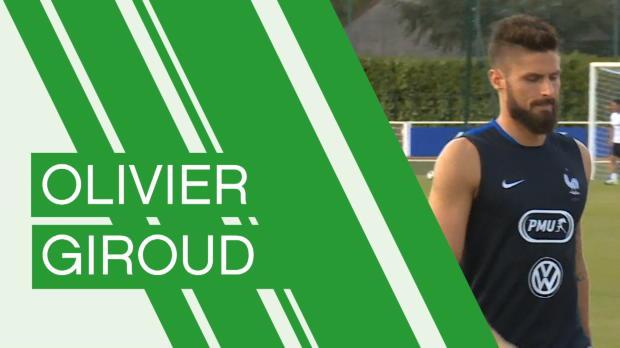 Olivier Giroud: Arsenals Torjäger im Profil