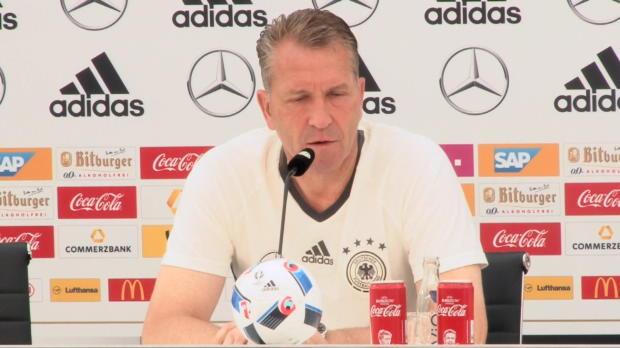"""EM 2016: Köpke: """"Neuer bleibt im Hotel"""""""