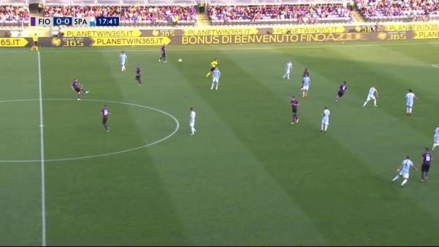 Serie A: Florenz - SPAL | DAZN Highlights