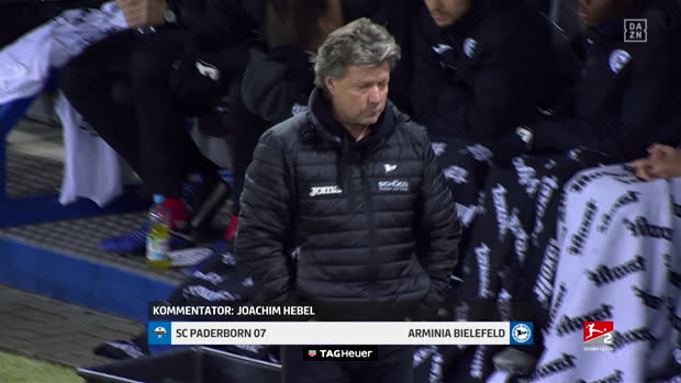 2. Bundesliga: SC Paderborn 07 - Arminia Bielefeld | DAZN Highlights