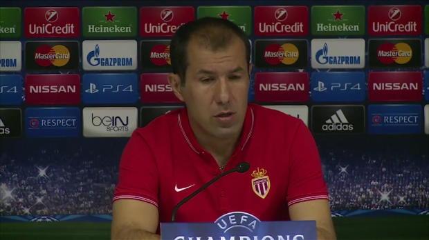 """Foot : LDC - Groupe C : Jardim : """"Leverkusen, une équipe très forte physiquement"""""""