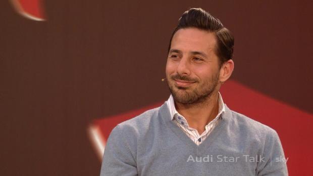 """Pizarro: """"Klassenerhalt wäre guter Pferdename"""""""