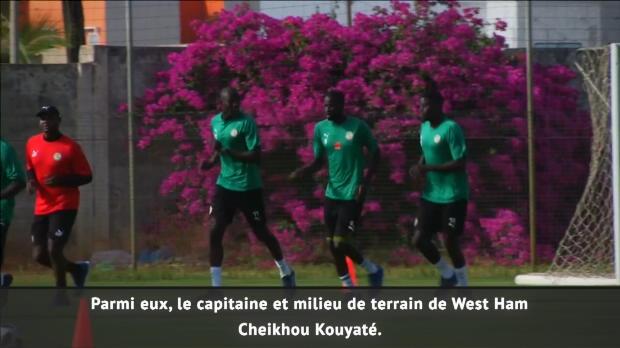 CdM 2018 - Le Sénégal débute sa préparation avec un groupe réduit