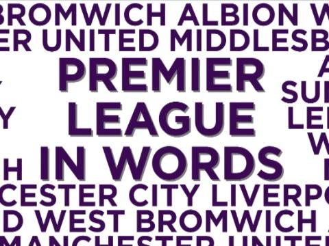 كرة قدم: الدوري الإنكليزي: في كلمات – تقديم المرحلة الرابعة والثلاثين