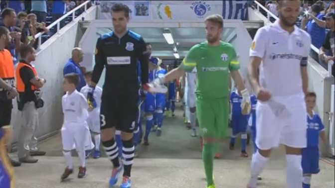 L.Europa : A.Limassol 3-2 FC Zurich