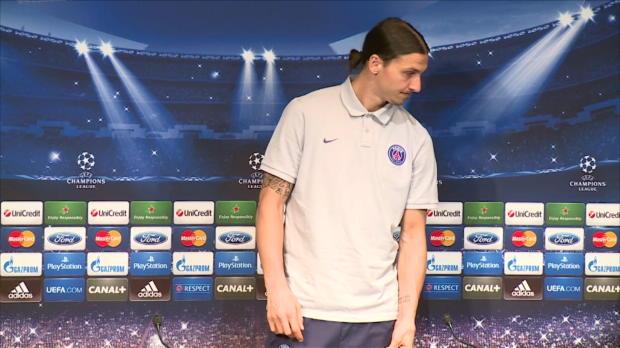 PSG - Zlatan absent un mois
