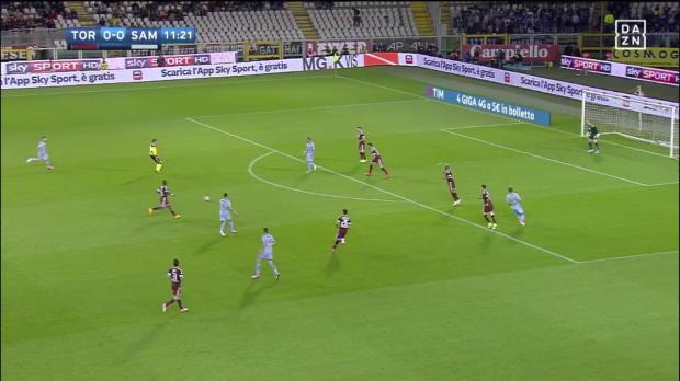 Turin - Sampdoria
