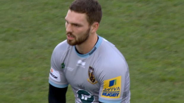 Aviva Premiership - Bath v Saints