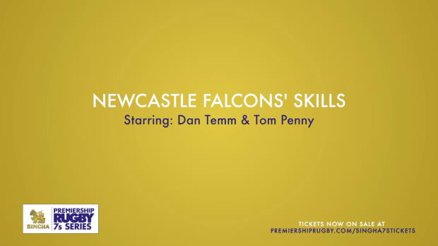 Aviva Premiership - Newcastle Falcons' Skills