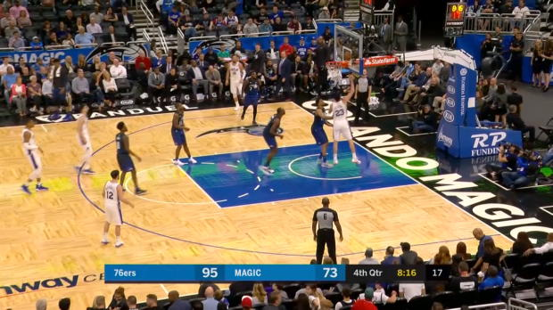Assist of the Night: Furkan Korkmaz
