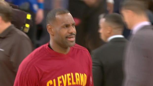 Cavaliers vs. Knicks