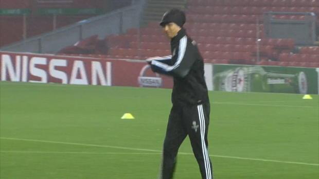 Ronaldo buscar� romper su maldici�n en Anfield