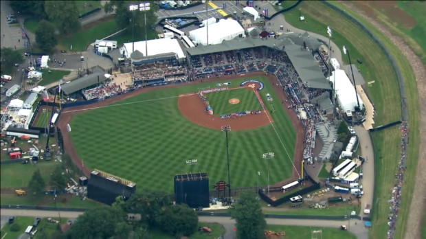 Mets introduced in Williamsport