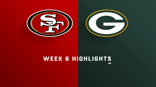 49ers vs. Packers highlights | Week 6