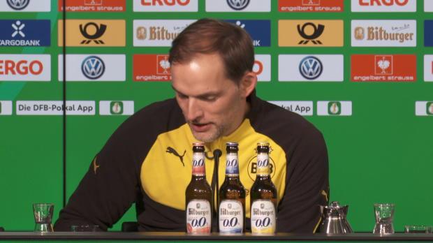 """Tuchel nach BVB-Sieg: """"Quäntchen Glück gehabt"""""""