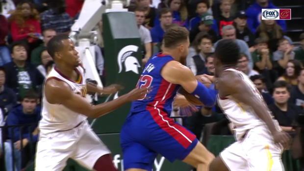 GAME RECAP: Pistons 129, Cavaliers 110