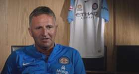 Melbourne City's new Head Coach Warren Joyce sits down with City TV's Chris Bailey in Manchester in his first interview as the Club's new manager.