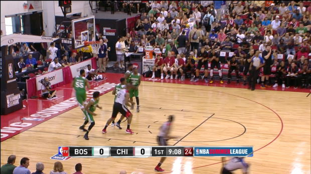 Valentine's Las Vegas Summer League Highlights