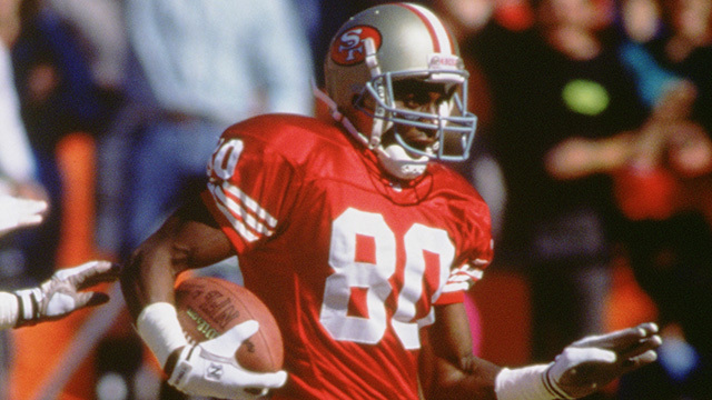 Steve Smith Sr. says Jerry Rice is the best WR in NFL history