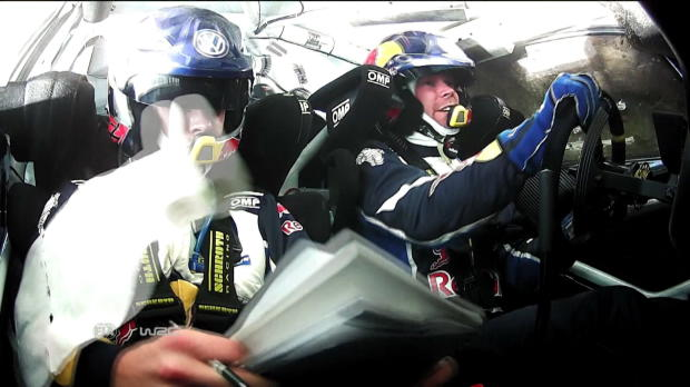WRC Catalu�a - Ogier arrebata el liderato a Sordo