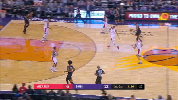 GAME RECAP: Wizards 109, Suns 99