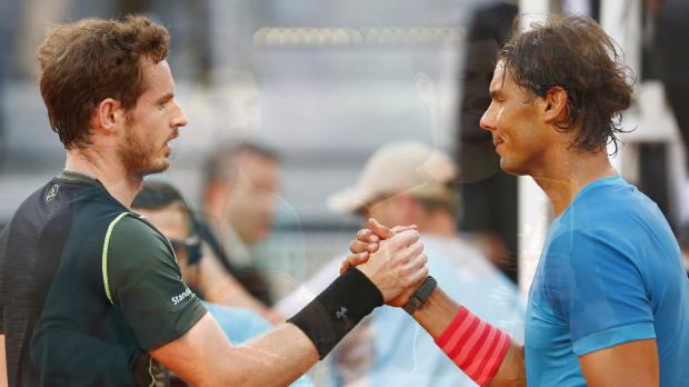 "Madrid: Murray ""mega-happy"" nach Nadal-Coup"