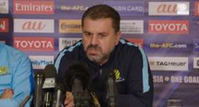 Ange Postecoglou says playing at home is a huge advantage for the Caltex Socceroos in their final World Cup Qualifier against Thailand.