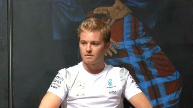 """F1: Rosberg: """"Macht Spaß, Lewis zu schlagen"""""""