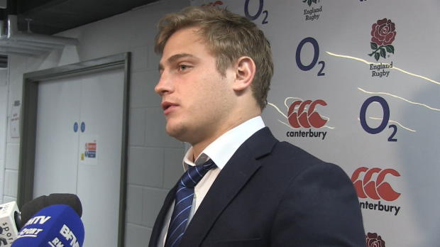 XV de France - Plisson - ''On a pris �norm�ment de plaisir''
