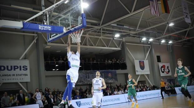 Ball-Brüder mit Profi-Debüt in Litauen