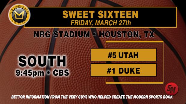 Utah vs. Duke