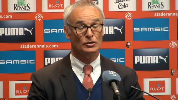 L1 - ASM, Ranieri : 'Favoris en Coupe de France'