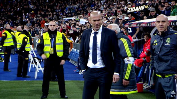 Best moments of Zidane as a Real Madrid's coach