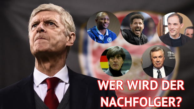 Wenger-Nachfolge: Arsenal-Fans wünschen sich Löw