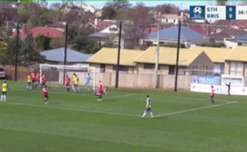 Jack Turner's late brace wasn't enough for South Hobart to cause an upset against the Brisbane Strikers on Sunday.