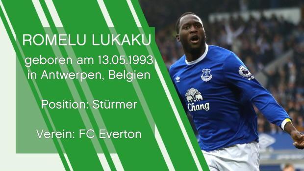 Romelu Lukaku: Evertons gefährlichste Waffe