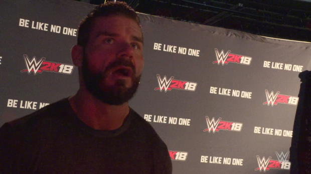 Bobby Roode pick his WWE 2K18 dream entrance mashup