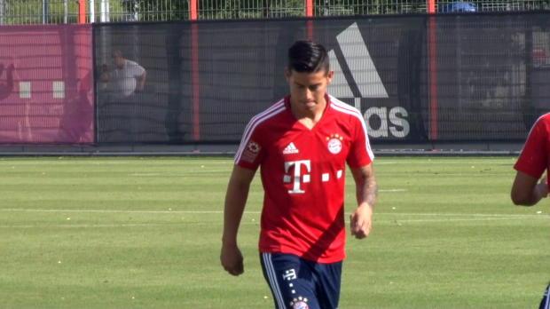 Ancelotti zu Müller-Leistung und James-Zustand