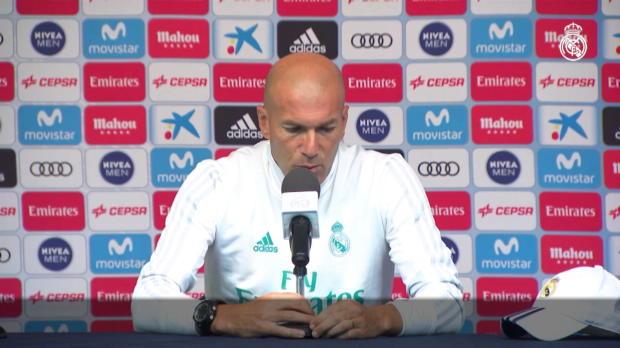 """Zidane zu Mbappe: """"Noch ist alles möglich"""""""
