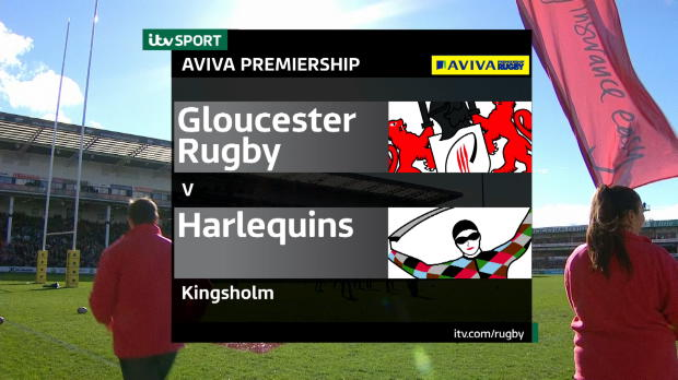 Aviva Premiership - Match Highlights - Gloucester Rugby v Harlequins