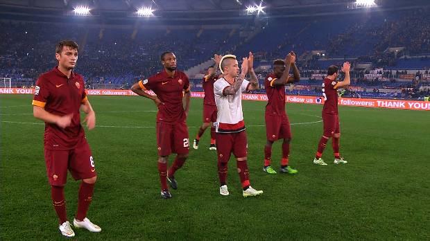 Roma 0-0 Milan, Giornata 16 Serie A TIM 2014/15