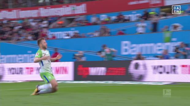 Bayer 04 Leverkusen - VfL Wolfsburg